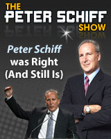 The Peter Schiff Show (M-F, 7-9 AM PST)